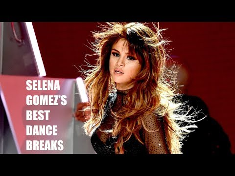 Selena Gomez's Best Dance Breaks