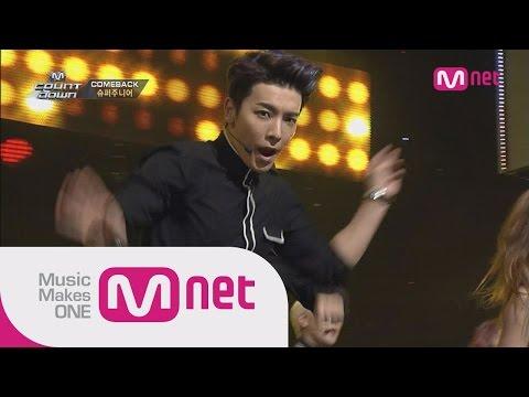Super Junior(슈퍼주니어) - Shirt + MAMACITA 140904 MCOUNTDOWN Ep.392