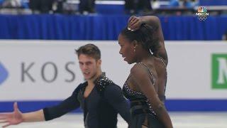 2017 Europeans - James / Cipres SP NBCSN HD