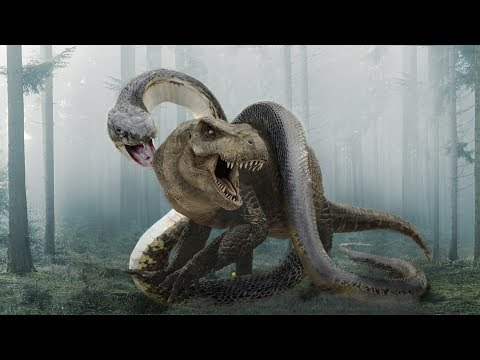 Snakes That Killed Dinosaurs!