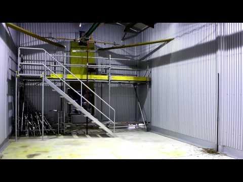 Scion's large-scale track sprayer