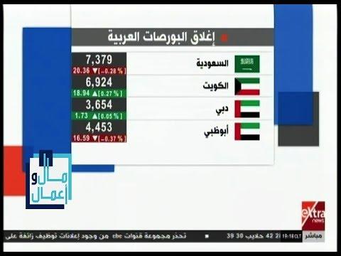 مال وأعمال | تعرف على أداء البورصة المصرية اليوم