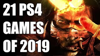 21 PS4 Exclusive Games to Look Forward To In 2019 And Beyond [Includes Timed + Console Exclusive]