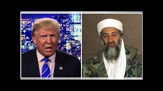 Right-wingers come unglued after Dem candidate compares Trump to Osama Bin Laden
