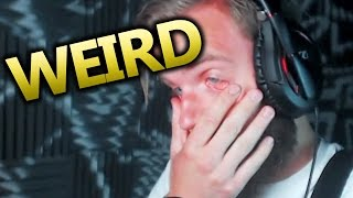 TRY NOT TO GET WEIRDED OUT CHALLENGE! (PewDiePie React)