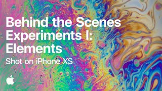Shot on iPhone XS — Experiments in 4K, Slo-mo, and Time-lapse — Apple