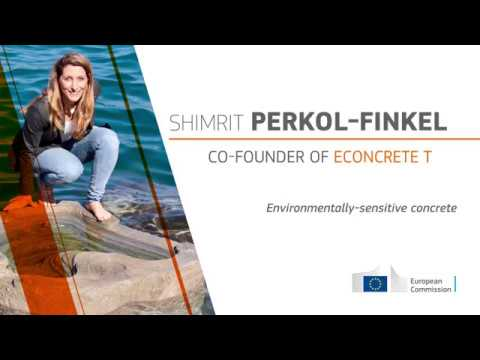 Women Innovators 2019 Winner Shimrit Perkol-Finkel (Israel) photo