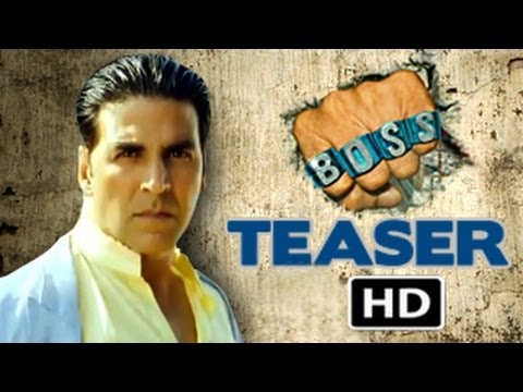 BOSS - Teaser Trailer