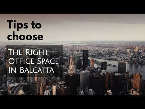 Ways To Choose The Right Office Space in Balcatta