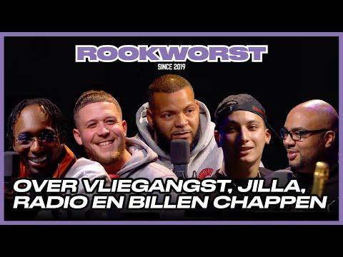 Hef, Dopebwoy, Cor, ADF Samski & Rotjoch in Rookworst de Podcast