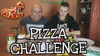PIZZA CHALLENGE | Uldons TV