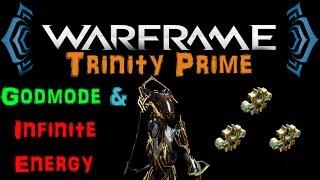 [U17.6] Warframe - Trinity Prime