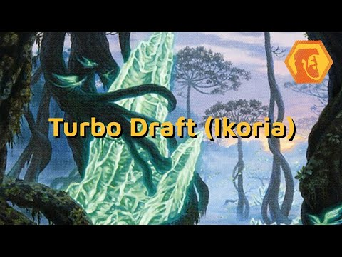 MTGA Draft Turbo (Ikoria #1)