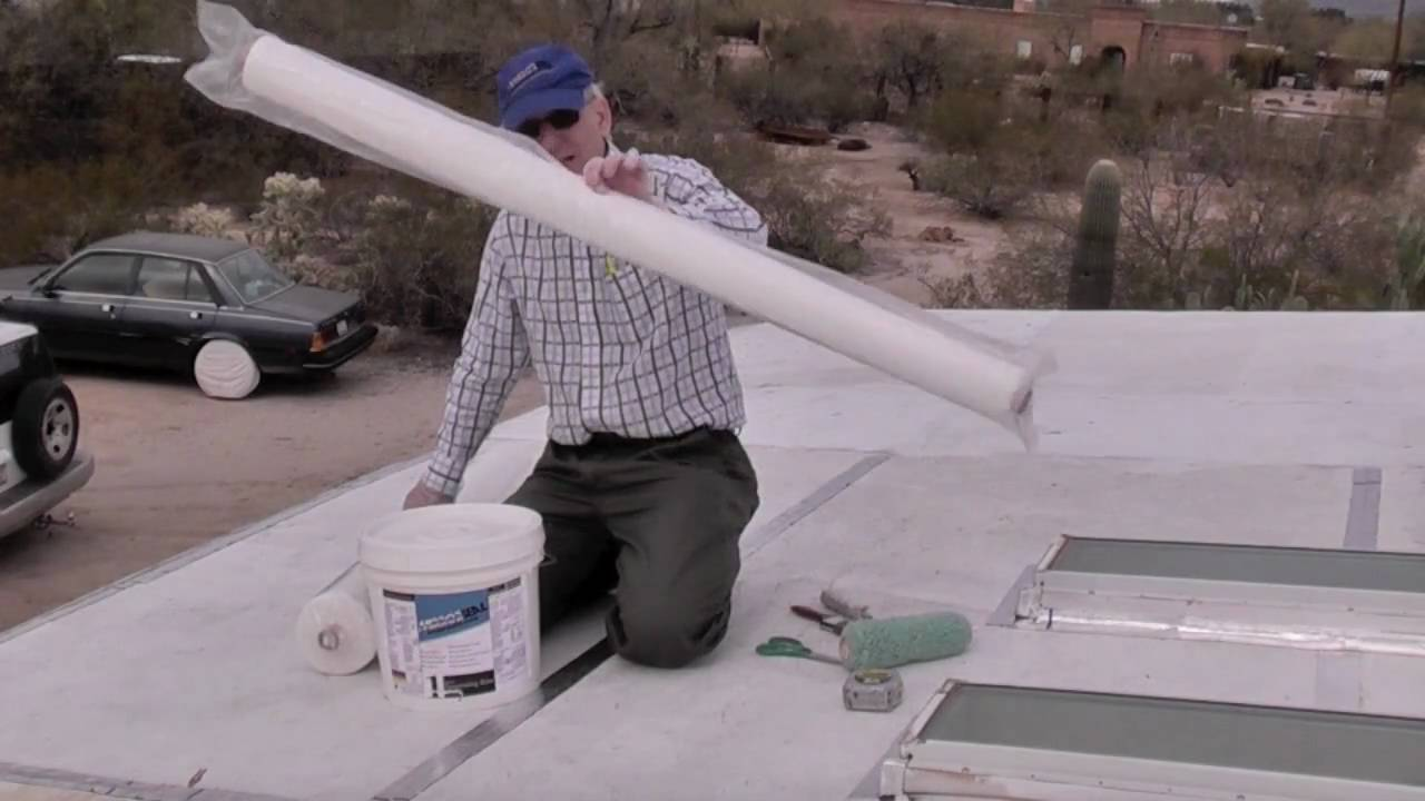 Rubber Roof: Rubber Roof Sealant Lowes
