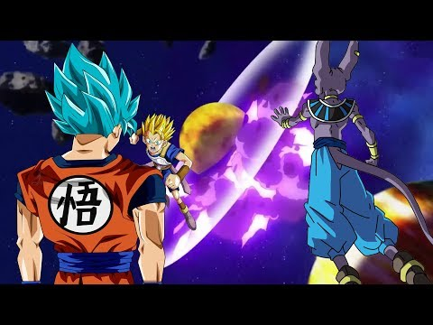 Destruction of...*POSSIBLE SPOILERS* in The Dragon Ball Super Movie 2018