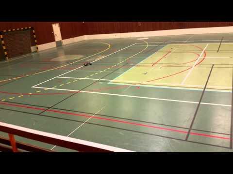 Little drift training rc apex scion