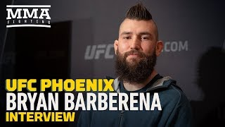 UFC Phoenix: Bryan Barberena Blames 'Dad Bod' For Critics Continuing to Underestimate Him