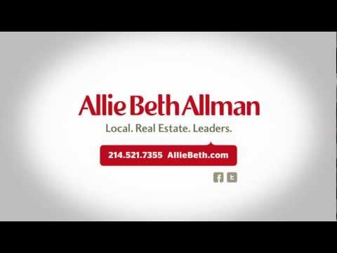 Allie Beth Allman & Associates Dallas Luxury Real Estate TV Spot 4