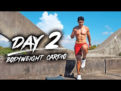 Day 2 - Bodyweight Cardio