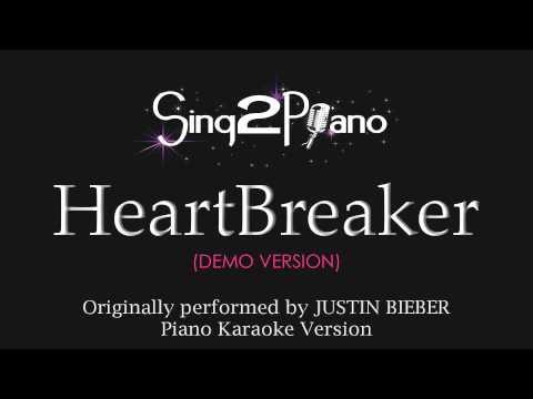Baixar Heartbreaker (Piano Karaoke Version) Justin Bieber