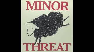 Minor Threat - No reason