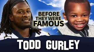 Todd Gurley II | Before They Were Famous | Los Angeles Rams 2019