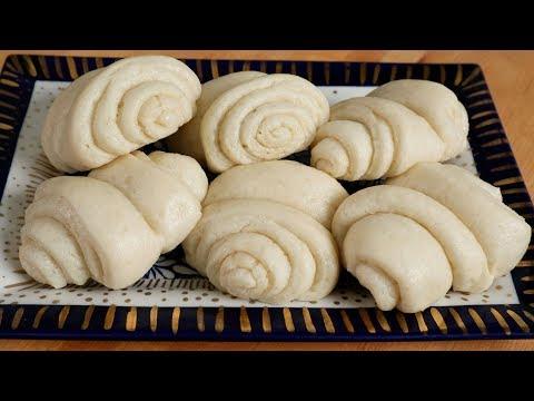 Kkotppang (Flower-shaped steamed buns: 꽃빵)