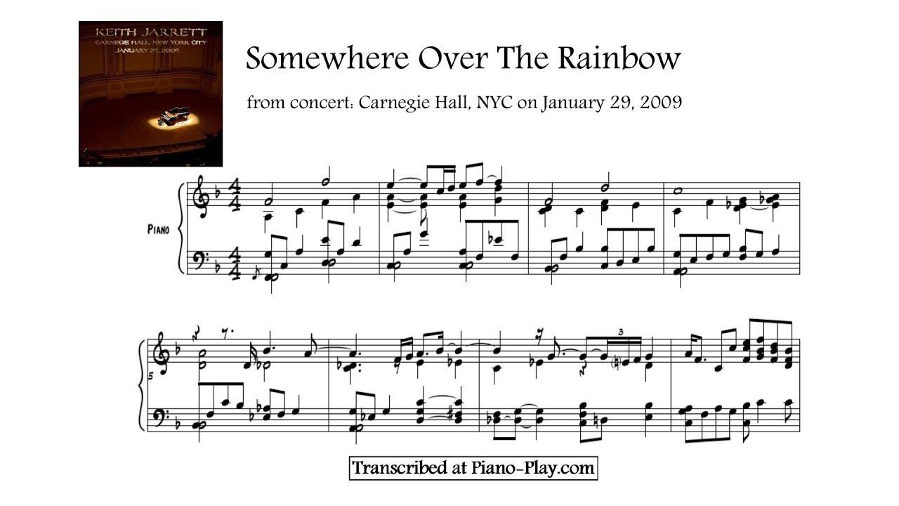 keith jarrett pdf piano