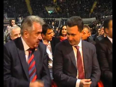 Makedonya Türkleri Milli Bayramını Kutladı (MHA)