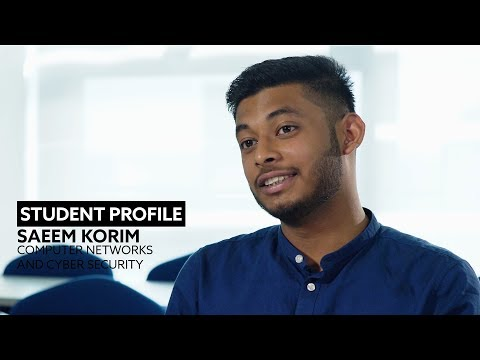 Computer Networks and Cyber Security | Saeem Korim | Student Profile