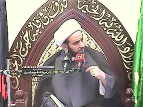 حسينية المرحوم الحاج كاظم بوشهري - الشيخ د.عبدالكريم العقيلي - سورة النمل 3