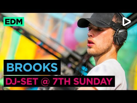 Brooks (DJ-set) 7th Sunday Festival | SLAM!