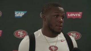 Kelvin Taylor Shares Importance of Relationship with Father Fred Taylor