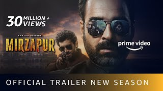 MIRZAPUR S2 Amazon Prime Original Web Series
