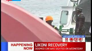 HAPPENING NOW: Recovery mission ongoing at the Likoni channel.