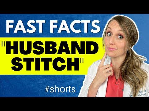 Husband Stitch