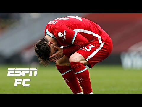 Liverpool's form is EMBARRASSING and SHAMEFUL! – Frank Leboeuf | ESPN FC