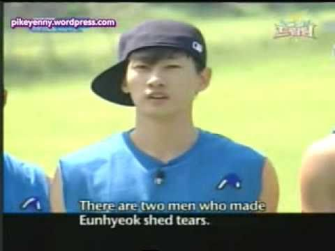 (ENG SUB) 100801 LGDT ep40 Eunhyuk cuts