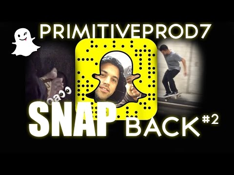 PAUL RODRIGUEZ l SNAP BACK EP. 2  l JULY -AUG.