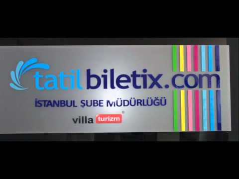 Tatil Biletix - Villa Turizm - İstanbul