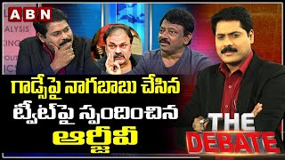 RGV responds to Naga Babu's tweet on Godse; Gandhi's assas..