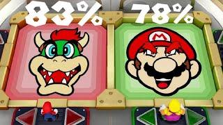 Super Mario Party - All Score Minigames
