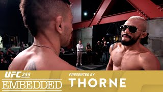 UFC 255 Embedded: Vlog Series - Episode 6