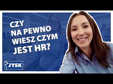 Czy na pewno wiesz czym jest HR?! || JYSK Polska