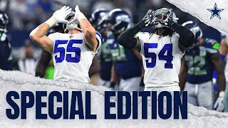 Special Edition: LB's Key for Dominant Defense | Dallas Cowboys 2020
