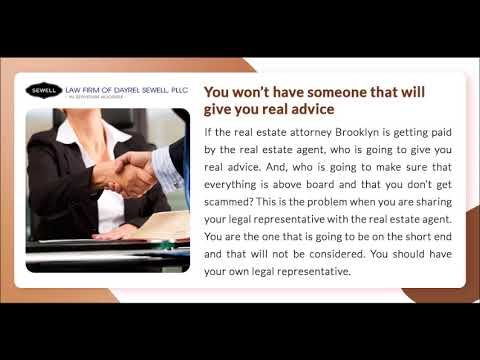 Real Estate Attorney Brooklyn