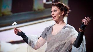 The art of asking | Amanda Palmer
