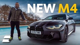 NEW BMW M4 Competition Review - Better Than The M3? 4K