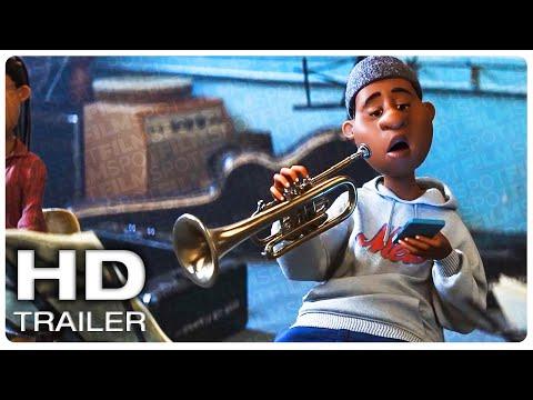 Movie Trailer : Joe's Teaching Lesson Scene | SOUL (NEW 2020) Movie CLIP HD
