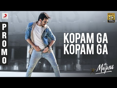 Mr. Majnu - Koppamga Koppamga Song Promo